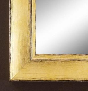 Spiegel Wandspiegel Bad FLur Garderobe Shabby Modern Vintage Corona Gold 4, 2