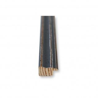 Bilderrahmen Grau Antik Holz Cosenza 2, 0 - Din A2 - Din A3 - Din A4 - Din A5 - Vorschau 5