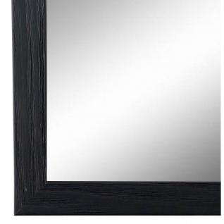 Wandspiegel Spiegel Schwarz Retro Modern Holz Siena 2, 0 - NEU alle Größen