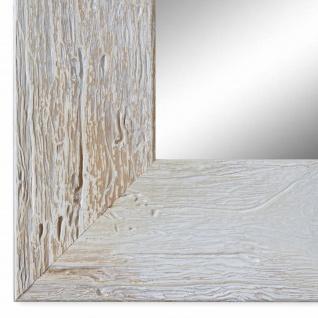 Wandspiegel Spiegel Beige Rustikal Retro Holz Capri 5, 8 - NEU alle Größen