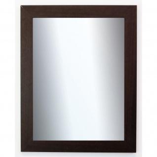Badspiegel dunkel Braun Florenz Shabby Landhaus 4, 0 - NEU alle Größen