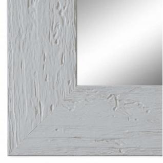 Wandspiegel Spiegel Weiss Rustikal Retro Holz Capri 5, 8 - NEU alle Größen