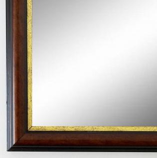 Spiegel Wandspiegel Badspiegel Modern Shabby Landhaus Berlin Braun Gold 2, 3