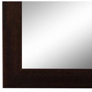 Badspiegel Spiegel Braun Modern Vintage Holz Alba 3, 0 - NEU alle Größen