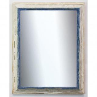 Badspiegel Beige Blau Bari Antik Barock 4, 2 - NEU alle Größen