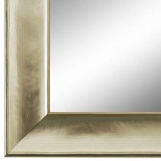 Wandspiegel Spiegel Silber Shabby Retro Matera 3, 9 - NEU alle Größen
