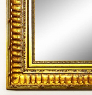 Spiegel Gold Barock Antik Wandspiegel Flurspiegel Badspiegel Holz CL 1 3, 8