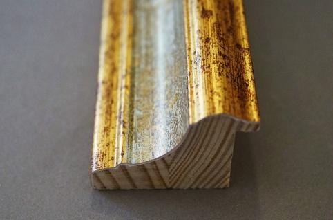 Ganzkörperspiegel Grau Gold Bari Antik Barock 4, 2 - NEU alle Größen - Vorschau 4