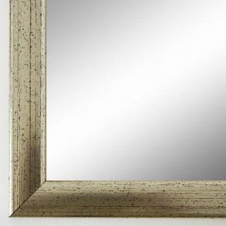 Spiegel Wandspiegel Badspiegel Flur Modern Shabby Vintage Hannover Silber 2, 4