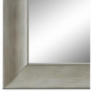 Wandspiegel Spiegel matt Weiss Shabby Retro Matera 3, 9 - NEU alle Größen