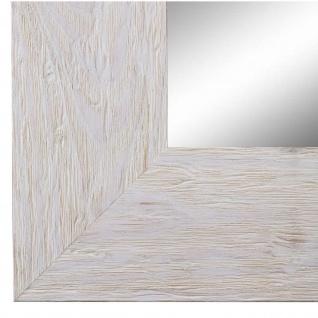 Wandspiegel Spiegel Beige Landhaus Retro Holz Venedig 6, 8 - NEU alle Größen