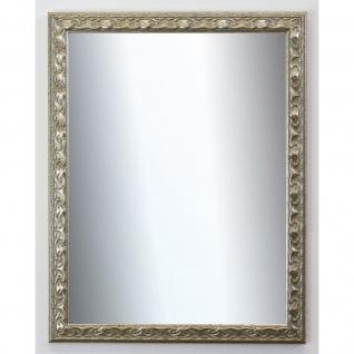 Dekospiegel Silber Mantova Antik Barock 3, 1 - NEU alle Größen