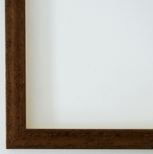 Bilderrahmen Braun Struktur Modern Rahmen Holz Oldenburg 1, 7 - alle Größen NEU