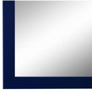 Wandspiegel Spiegel Blau Modern Holz Asti 1, 7 - NEU alle Größen