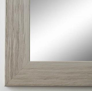 Badspiegel Grau Struktur Florenz Shabby Landhaus 4, 0 - alle Größen