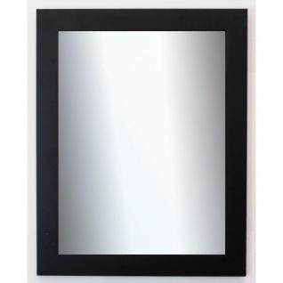 Spiegel Wandspiegel Badspiegel Flur Garderobe Landhaus Florenz Schwarz 4, 0