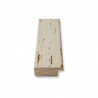 Bilderrahmen Beige Antik Holz Cremona 3, 0 - Din A2 - Din A3 - Din A4 - Din A5 - Vorschau 5