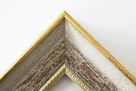Dekospiegel Beige Braun Monza Antik Barock 6, 7 - NEU alle Größen - Vorschau 3