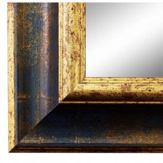 Wandspiegel Spiegel Blau Gold Klassisch Barock Acta 6, 7 - NEU alle Größen