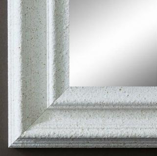 Garderobenspiegel Weiss Trento Antik Barock Shabby 5, 4 - NEU alle Größen - Vorschau 2