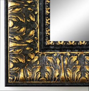 Spiegel Wandspiegel Bad Flur Garderobe Ancona Schwarz Gold 7, 5 alle Größen
