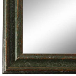 Wandspiegel Spiegel Grün Vintage Retro Holz Forli 3, 7 - NEU alle Größen