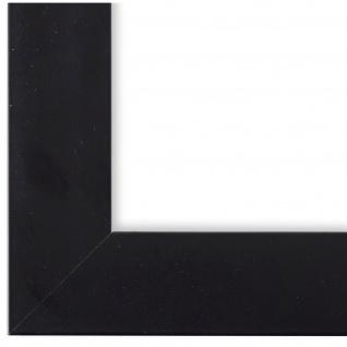 Bilderrahmen Schwarz Modern Vintage Retro Brindisi 4, 0 - NEU alle Größen