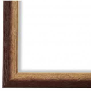 Bilderrahmen Braun Holz Pinerolo 2, 3 - 24x30 28x35 30x30 30x40 30x45 40x40 40x50