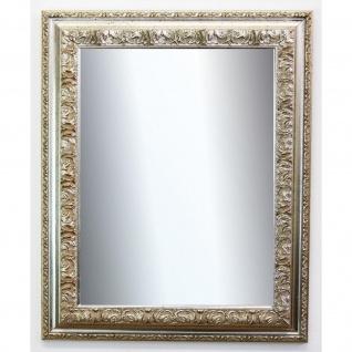 Badspiegel Silber Rom Antik Barock 6, 5 - NEU alle Größen