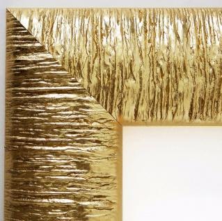 Bilderrahmen Gold Antik Barock Rahmen Holz Urkunden Rostock 7, 2 - alle Größen