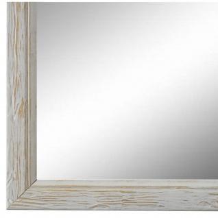 Wandspiegel Spiegel Beige gemasert Antik Retro Holz Vasto 1, 8 - NEU alle Größen