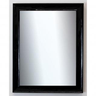 Wandspiegell Schwarz Lack Matera Modern 3, 9 - NEU alle Größen