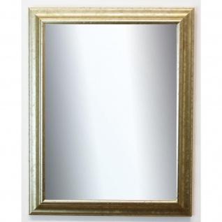 Dekospiegel Silber Genua Antik Barock 4, 3 - NEU alle Größen