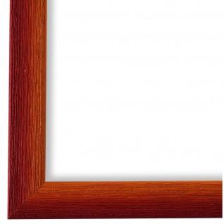 Bilderrahmen Rot Orange Pinerolo 9x13 10x10 10x15 13x18 15x20 18x24 20x20 20x30