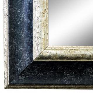 Wandspiegel Spiegel Schwarz Silber Klassisch Barock Acta 6, 7 - NEU alle Größen