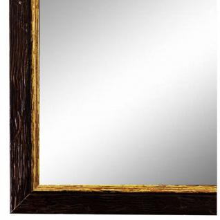 Wandspiegel Spiegel Braun Gold Antik Retro Holz Vasto 1, 8 - NEU alle Größen