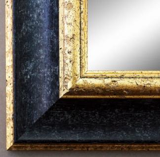 Spiegel Wandspiegel Badspiegel Flurspiegel Antik Barock Acta Schwarz Gold 6, 7