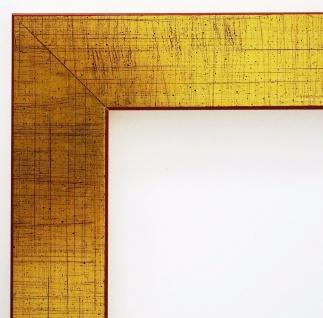 Bilderrahmen Gold Antik Shabby Rahmen Holz Urkunden Duisburg 4, 3 - alle Größen