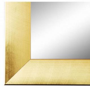 Wandspiegel Spiegel Gold Modern Holz Bergamo 4, 0 - NEU alle Größen