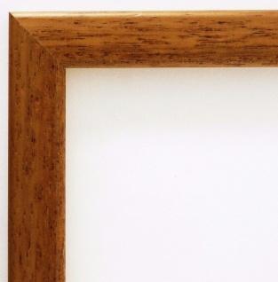 Bilderrahmen hell Braun Modern Rahmen Holz Modern Hannover 2, 4 - alle Größen