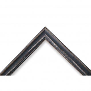 Bilderrahmen Grau Antik Holz Cosenza 2, 0 - Din A2 - Din A3 - Din A4 - Din A5 - Vorschau 3