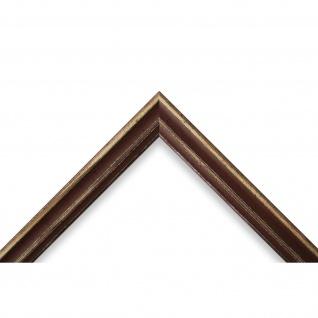 Wandspiegel Spiegel Braun Antik Shabby Holz Cosenza 1, 9 - NEU alle Größen - Vorschau 3