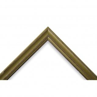 Bilderrahmen Grün Antik Holz Cosenza 2, 0 - Din A2 - Din A3 - Din A4 - Din A5 - Vorschau 3