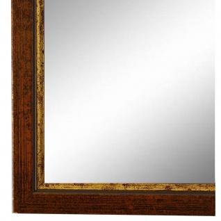 Wandspiegel Spiegel Kupfer Gold Retro Vintage Holz Sanremo 1, 8 - NEU alle Größen