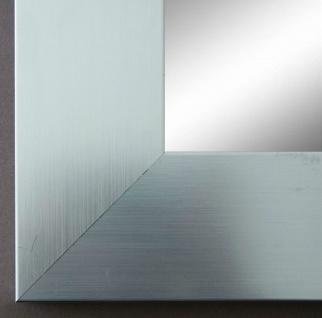 Spiegel Wandspiegel Badspiegel Flurspiegel Modern Vintage Novara in Silber 7, 0