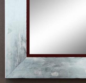 Spiegel Wandspiegel Badspiegel Flur Modern Garderobe Lecce Silber dunkel Rot 3, 9