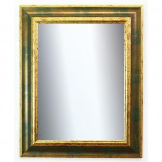 Wandspiegel Grün Gold Acta Antik 6, 7 - NEU alle Größen