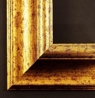Bilderrahmen Gold Antik Barock Foto Urkunden Rahmen Holz Vintage Acta Maser 6, 8