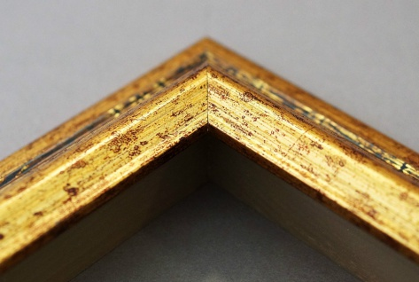 Spiegel Gold Braun Antik Barock Wandspiegel Badspiegel Flur Garderobe Bari 4, 2 - Vorschau 5