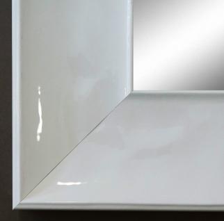 Spiegel Wandspiegel Badspiegel Flur Modern Vintage Taranto Weiss Lack 7, 5